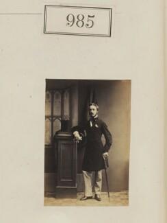 John Henry Reginald Scott, 4th Earl of Clonmell, by Camille Silvy - NPG Ax50533