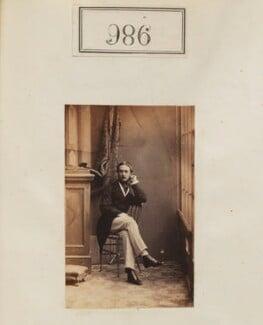 John Henry Reginald Scott, 4th Earl of Clonmell, by Camille Silvy - NPG Ax50534