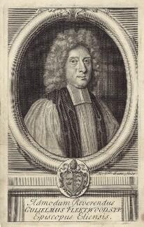 William Fleetwood, by Michael Vandergucht - NPG D31447