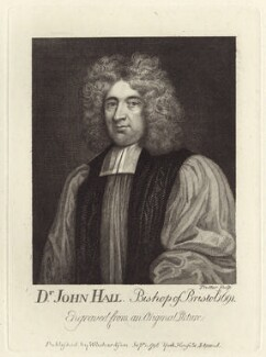 John Hall, by Thomas Trotter, published by  William Richardson - NPG D31452