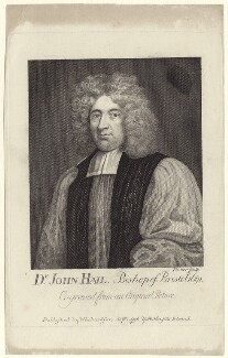 John Hall, by Thomas Trotter, published by  William Richardson - NPG D31453
