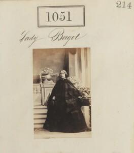 Lucia Caroline Elizabeth (née Agar-Robartes), Lady Bagot, by Camille Silvy - NPG Ax50565