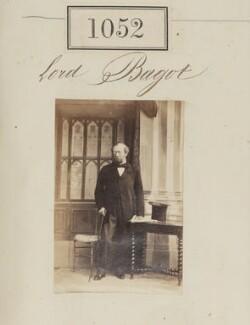 William Bagot, 3rd Baron Bagot, by Camille Silvy - NPG Ax50566