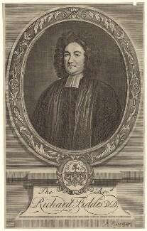 Richard Fiddes, by Nicolas Pigne, after  Unknown artist - NPG D31471