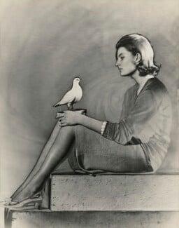 Elizabeth Roper-Curzon (née Scrymgeour-Wedderburn), Lady Teynham, by Madame Yevonde - NPG x29827