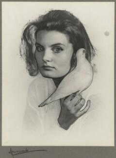 Elizabeth Roper-Curzon (née Scrymgeour-Wedderburn), Lady Teynham, by Madame Yevonde - NPG x29828