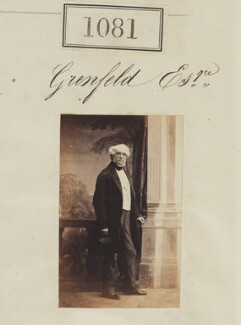 Charles Pascoe Grenfell, by Camille Silvy - NPG Ax50589