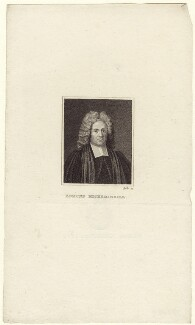 Edmund Hickeringill, possibly by Robert Cabell Roffe, after  James Jull - NPG D31489