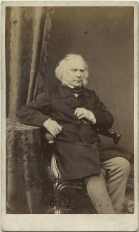 Sir George Harvey, by John Moffat - NPG Ax39828