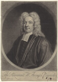 Thomas Reynolds, by George White, after  Thomas Gibson - NPG D31504