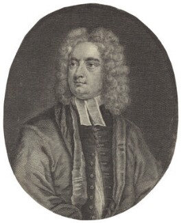 Jonathan Swift, by George Vertue, after  Charles Jervas - NPG D31515