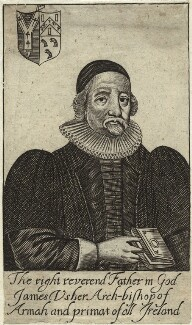 James Ussher, after Unknown artist - NPG D33205