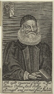 James Ussher, after Unknown artist - NPG D33204