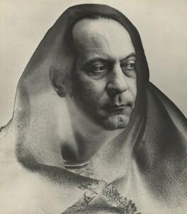 Pietro Annigoni, by Madame Yevonde - NPG x11624