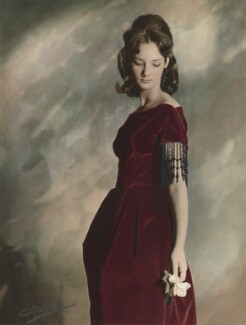 Iona Mary Campbell (née Colquhoun), Duchess of Argyll, by Madame Yevonde, 1965 - NPG  - © National Portrait Gallery, London
