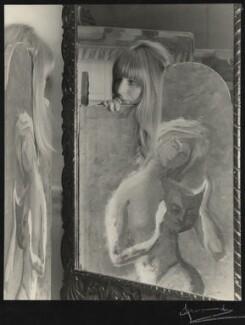 Kathleen Biggar, by Madame Yevonde, circa 1968 - NPG x31543 - © Yevonde Portrait Archive