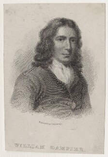 William Dampier, by John Horsburgh - NPG D31526