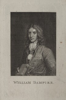 William Dampier, after Thomas Murray - NPG D31527