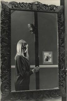 Kathleen Biggar, by Madame Yevonde, circa 1968 - NPG x31544 - © Yevonde Portrait Archive