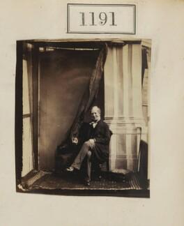 Frederick Benjamin Twisleton-Wykeham-Fiennes, 16th Baron Saye and Sele, by Camille Silvy - NPG Ax50643