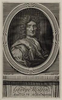 George Wilson, by Michael Vandergucht, after  E. Knight - NPG D31562