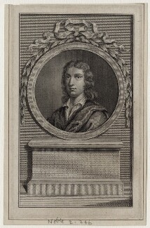 John Philips, by Joseph Collyer the Younger, after  Sir Godfrey Kneller, Bt - NPG D27313