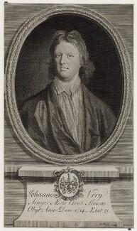 John Urry, by Nicolas Pigne, after  Unknown artist - NPG D27332