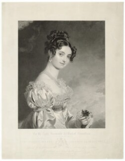 Selina (née Meade), Countess Clam-Martinics, by George Thomas Doo, after  Sir Thomas Lawrence - NPG D33261