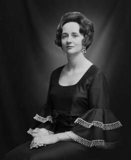 Lady Paulina Mary Louise Hadley (née Pepys), by Bassano & Vandyk Studios - NPG x174538