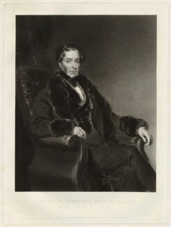 John Fitzgibbon, 2nd Earl of Clare, by Samuel William Reynolds Jr, after  John Lucas - NPG D33265