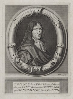John Ayres, by Robert White, after  Unknown artist - NPG D27355