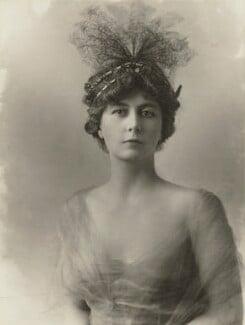 Helen Venetia (née Duncombe), Viscountess D'Abernon, by Madame Yevonde - NPG x11644