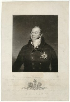 Prince Augustus Frederick, Duke of Sussex, by Charles Turner, published by  John Miller, after  Chester Harding, published 1825 - NPG D33234 - © National Portrait Gallery, London