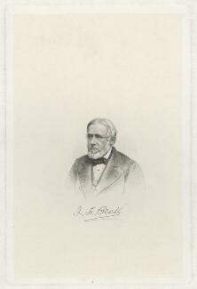 John Francis Clark, by Unknown artist - NPG D33275