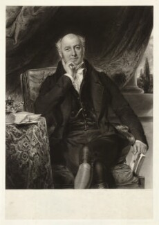 Sir Charles Mansfield Clarke, 1st Bt, by Thomas Hodgetts, after  Samuel Lane - NPG D33279