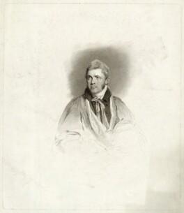 Edward Daniel Clarke, by Henry Meyer, after  John Jackson - NPG D33281