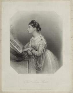 Louisa Anne Beresford, by William Henry Egleton, after  John Hayter - NPG D33302