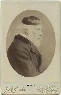 Frederick Thrupp, by James Charles Dinham, after  Unknown photographer - NPG x13227