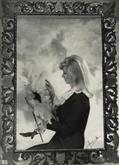 Susan Hampshire, by Madame Yevonde - NPG x26352