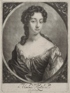 Madam Knatchbull, published by John Smith, after  Sir Godfrey Kneller, Bt - NPG D27387