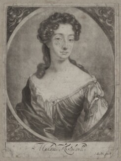 Madam Knatchbull, published by John Smith, after  Sir Godfrey Kneller, Bt - NPG D27388