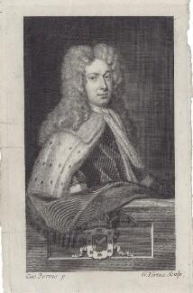 Philip Wharton, Duke of Wharton, by George Vertue, after  Charles Jervas - NPG D27432