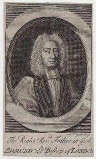 Edmund Gibson, by Michael Vandergucht - NPG D27446