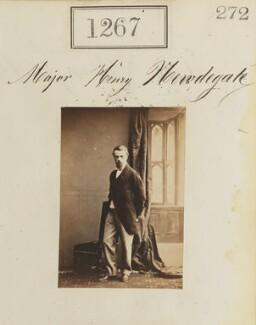 Sir Henry Richard Legge Newdigate, by Camille Silvy - NPG Ax50688