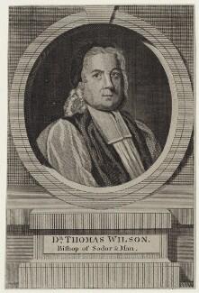 Thomas Wilson, after Unknown artist - NPG D27456