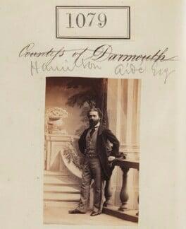 (Charles) Hamilton Aidé, by Camille Silvy - NPG Ax50587