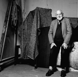 Anthony Caro, by Eamonn McCabe - NPG x131766