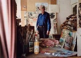 Anthony John Plowden Eyton, by Eamonn McCabe - NPG x131775