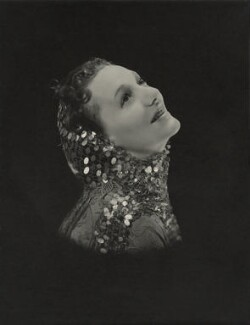 Gertrude Lawrence, by Madame Yevonde - NPG x131822