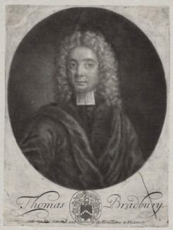Thomas Bradbury, by John Faber Sr, published by  Thomas Bakewell - NPG D27501